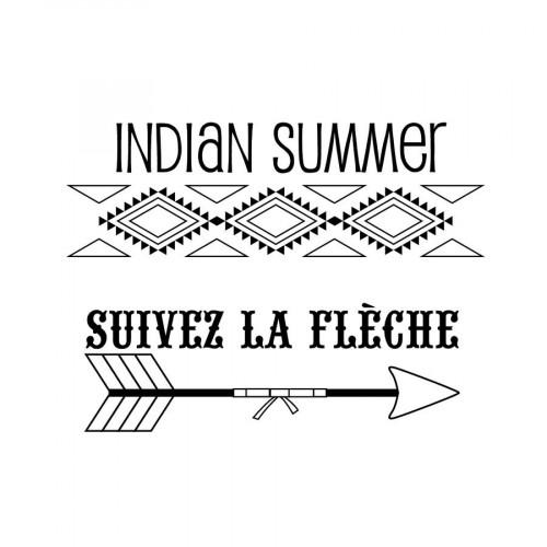 Set de tampons Clear - Totem - Indian summer - 2 pcs