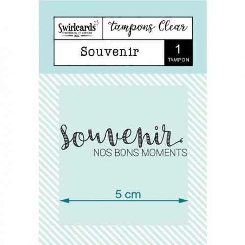 Tampon Clear - Souvenir