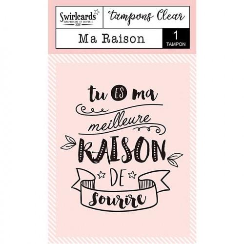 Tampon Clear - Ma raison
