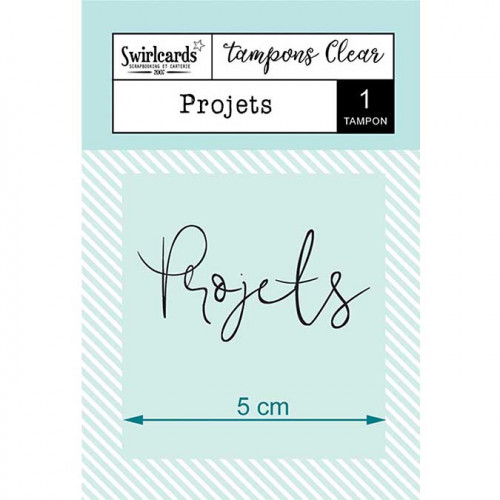 Tampon Clear - Projets